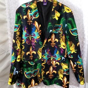 Hot Deal 🔥 Marti Gras Jacket